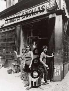 Opening the Doors for FOOD, 1971